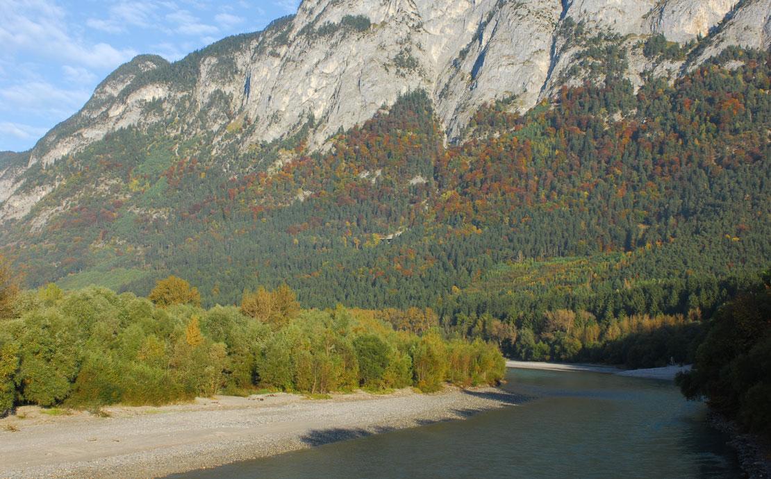 Schutzgebietsbetreuung - Völser Innau - © Vorauer