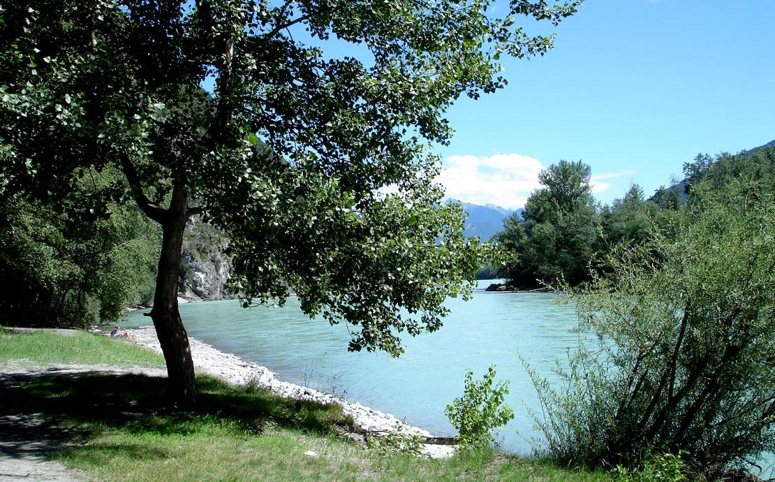 Schutzgebietsbetreuung - Rietzer und Mieminger Innauen