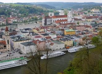 Inn bei Passau